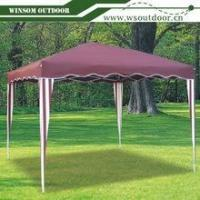 Buy cheap High quality steel frame mobile tent from wholesalers