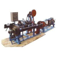 Buy cheap Single strand of barbed wire machine from wholesalers