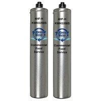 Buy cheap 4HF-H Hoshizaki Food Service Replacement Water Filter Twin Set from wholesalers