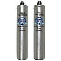 Buy cheap 4HC-H Hoshizaki Food Service Replacement Water Filter Twin Set from wholesalers