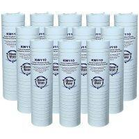 Buy cheap Twelve 3M Aqua-Pure AP110 Compatible 5 Micron Water Filter Cartridges from wholesalers
