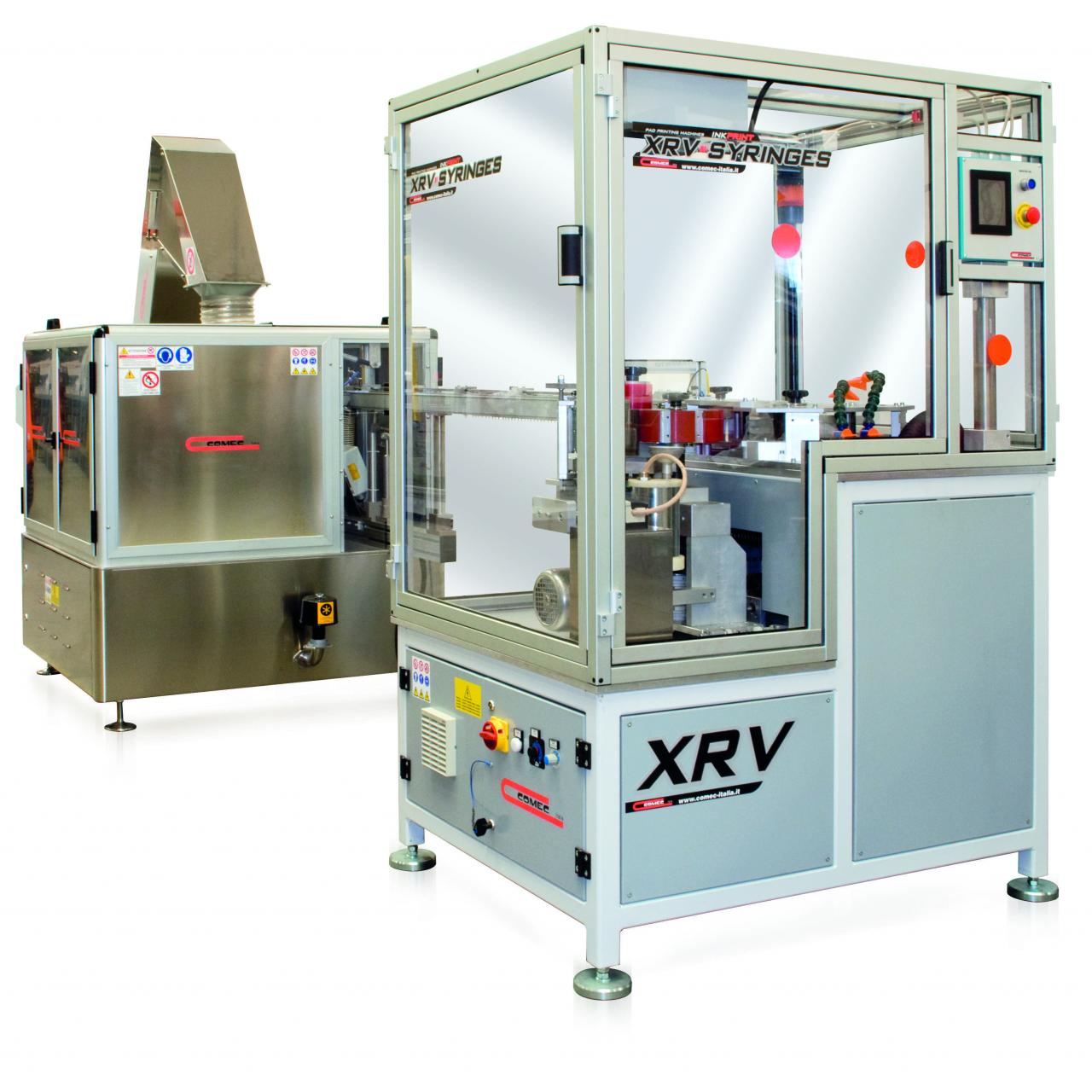 Buy cheap XRV Rotary Pad Printer for syringes product