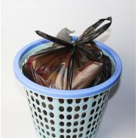 Buy cheap Tie handle trash Bin Liners from wholesalers