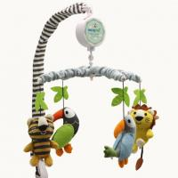 Best quality baby mobile toy musical mobile for baby plastic hanging