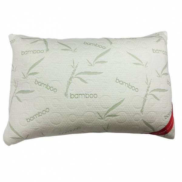 Hotel comfort bamboo pillows hotel quality hypoallergenic for Comfort inn suites pillows