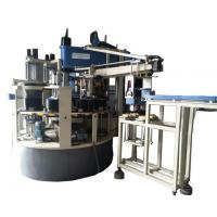 Buy cheap Vitrified Grinding Wheel Moulding Press from wholesalers