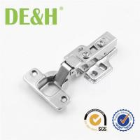 Buy cheap EU style Soft close 35mm kitchen cabinet door hinge flush plate from wholesalers