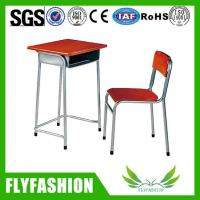Buy cheap Metal School Single Student Desk And Chair Furniture Set (SF-79S) from wholesalers