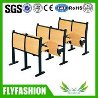 Buy cheap Folding University Student Study Desk And Chair Furniture Set (SF-03H) from wholesalers
