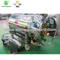 Buy cheap 216L Volume Liquid Oxygen Cylinder, LO2 Cryogenic Liquid Storage Tank Cylinder from wholesalers