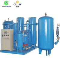 Buy cheap Nitrogen Gas Generator Unit Plant with 3-2100Nm3/h Flow Capaicty from wholesalers
