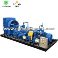 Buy cheap 3.0-25MPa Working Pressure Natural Gas Compressor for CNG Station Use from wholesalers