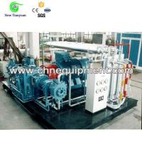 Buy cheap 6000Nm3/h Capacity Propane Gas Station Gas Boost Compressor from wholesalers