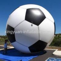 Buy cheap Promotional Giant Infalatble Football Balloon from wholesalers