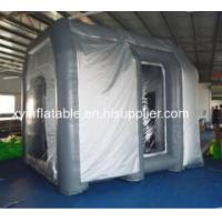 Buy cheap Small Size Cheep Paint Booth With Filter from wholesalers