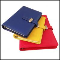 Buy cheap Leather Diary Notebook with Classic Design (XL-21007) from wholesalers