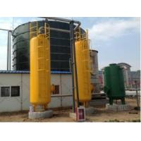 Buy cheap Biogas digester Dry tpye desulfurization equipment from wholesalers