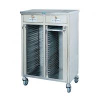 Buy cheap SDL-A1238 Stainless Steel Hospital Patient File Folder Trolley Cart from wholesalers