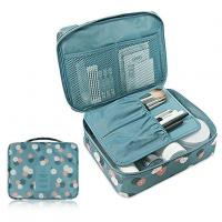 China Pocket trip Clear Cosmetic Makeup Bag Toiletry Travel Kit Organizer on sale