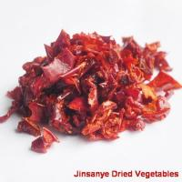 Buy cheap AD vegetables Dried red bell pepper from wholesalers
