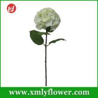 Buy cheap Wholesale Cheap Artificial Flower Single White Hydrangea Flowers from wholesalers