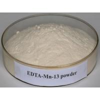 Buy cheap Ethylene Diamine Tetraacetic Acid Manganese Disodium EDTA-MnNa2 from Wholesalers