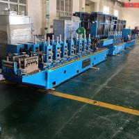 Buy cheap High Precision Steel Tube Mill Pipe Making Machine Line from wholesalers