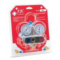 Buy cheap FJC, Inc. 6697 R134a/R12/R22 Dual Manifold Gauge Set from wholesalers