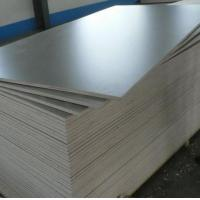 Buy cheap Grey color Matt design HPL Formica faced Plywood from wholesalers