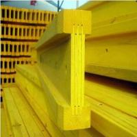 Buy cheap Adjustable arced formwork system wood beam H20 from wholesalers