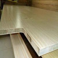 Buy cheap malacca wood blockboard ash veneer E0 grade for cabinet from wholesalers