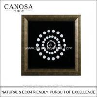 Buy cheap CANOSA shell little round point Wall Picture frame from wholesalers