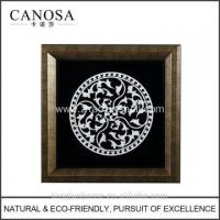 Buy cheap CANOSA seashell hand engraving Wall Picture frame from wholesalers