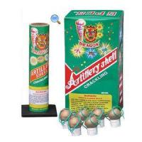 Buy cheap Artillery Shell Fireworks Reloadable shells Fireworks Assortment from wholesalers
