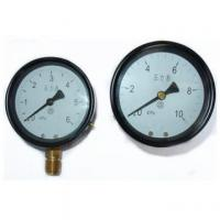 Buy cheap Vacuum Gauge and Vacuum Pressure Gauge from wholesalers