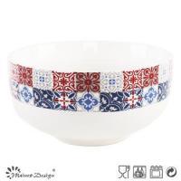 Buy cheap Ceramic porcelain noodle bowl from wholesalers