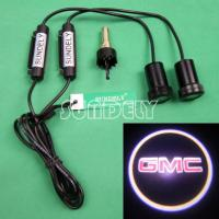 Buy cheap Universal Car door Logo Fit GMC Emblem LED Symbol laser Logo Ghost Shadow light from wholesalers