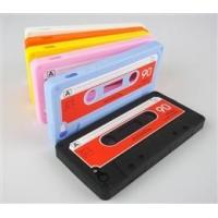 Buy cheap Silicone cassette tape design for iphone5 case from wholesalers