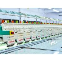 Buy cheap 6 Needles 15 Heads Flat/Multi Head Computerized Embroidery Machine from wholesalers