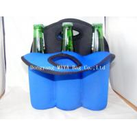 Neoprene 6 pack beer bottle holder