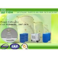 High Solvency Power Ethylene Glycol Monopropyl Ether Water Content 0.05%