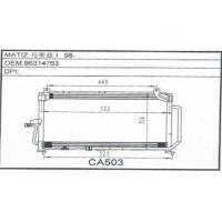 Buy cheap CA503 DAEWOO product