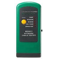 Buy cheap Remove Network Cable Tester MS6811 from wholesalers