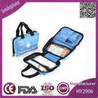 Buy cheap Red Color New Design Leather Hand Healthcare Emergency Kits from wholesalers