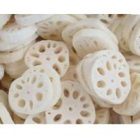 Buy cheap lotus root slice from wholesalers
