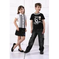 Buy cheap Kids fashion clothes OEM children's clothing set from wholesalers