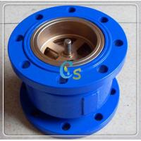Buy cheap Flange Silencer Check Valve from wholesalers
