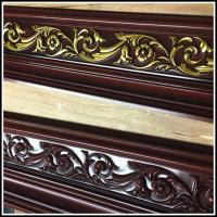 Buy cheap Polyurethane Flower Chair Rail from wholesalers