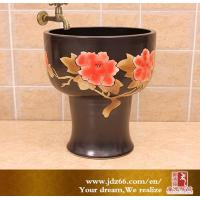 Buy cheap Flower mop wash basin from wholesalers