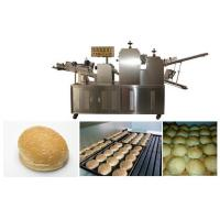 Buy cheap CE / SGS Cake Production Line for Hot dog Bread Baking Machines from wholesalers